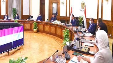 مباحثات يمنية مصرية في القاهرة
