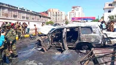 الكثيري: الأعمال الإرهابية في عدن خدمة للحوثي للتقدم إلى المناطق المحررة