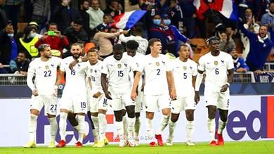 بنزيما ومبابي يتوجان فرنسا بدوري الأمم الأوروبية على حساب إسبانيا