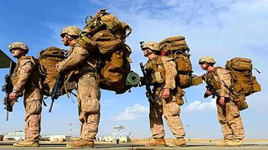 الشرق الأوسط بعد الانسحاب الأميركي من أفغانستان