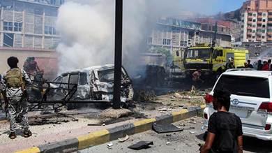 نقابة المهندسين بعدن تدين الهجوم الإرهابي الأخير