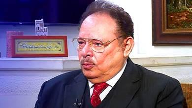 الرئيس الجنوبي الأسبق علي ناصر محمد