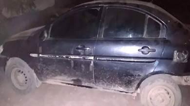 الحزام الأمني يعثر على سيارة مسروقة بعدن