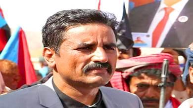 رئيس القيادة المحلية للمجلس الانتقالي الجنوبي بمحافظة شبوة علي الجبواني