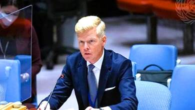 المبعوث الأممي إلى اليمن، هانس غروندبرغ