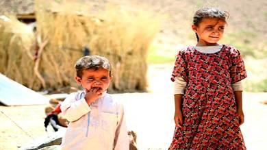 مسؤولو إغاثة أمميون: حصار الحوثي يمنع المساعدات عن العبدية