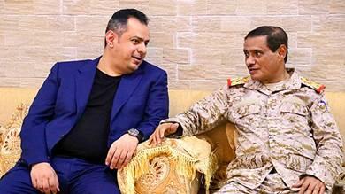 رئيس الوزراء يشيد بدور الأجهزة العسكرية بحضرموت - أرشيف