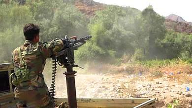 قوات جنوبية تقتحم الخطوط الأمامية للحوثيين جنوب إب