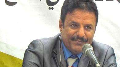 عبدالرب الجعفري مدير عام مديرية يهر يافع