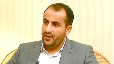 محمد عبدالسلام رئيس وفد صنعاء للمشاورات السياسية