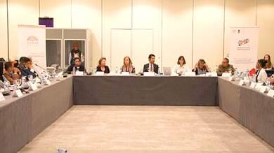 أختتام مناقشات منتدى سلام اليمن في عمّان