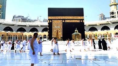 شركات السياحة تناشد السعودية فتح باب العمرة أمام المصريين