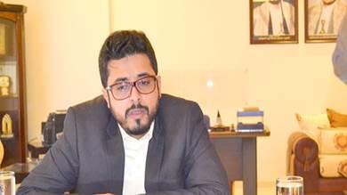 إبراهيم الديلمي سفير جماعة الحوثي لدى طهران