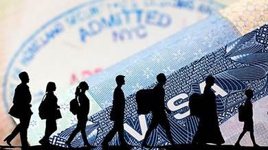 أمريكا تصنف اليمن على قائمة الجنسيات المشردة