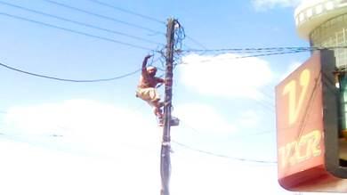 كهرباء لحج تنفذ فصل جماعي على المتخلفين