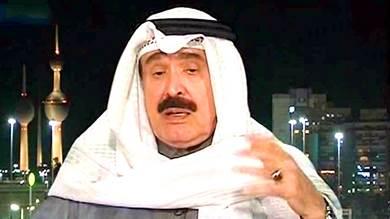 أحمد الجارالله رئيس تحرير صحيفة (السياسة) الكويتية