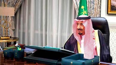الملك سلمان: بيان مجلس الأمن المندد بهجمات الحوثي دفعة لإنهاء أزمة اليمن